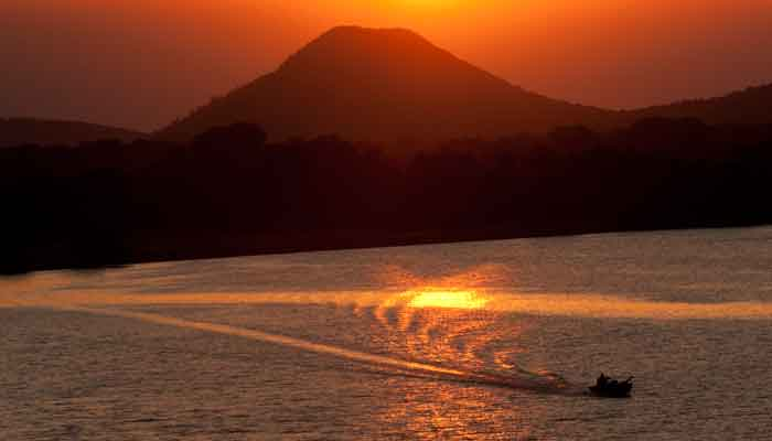 Pinnacle Mountain Sunset Kayaks 06152012 3879
