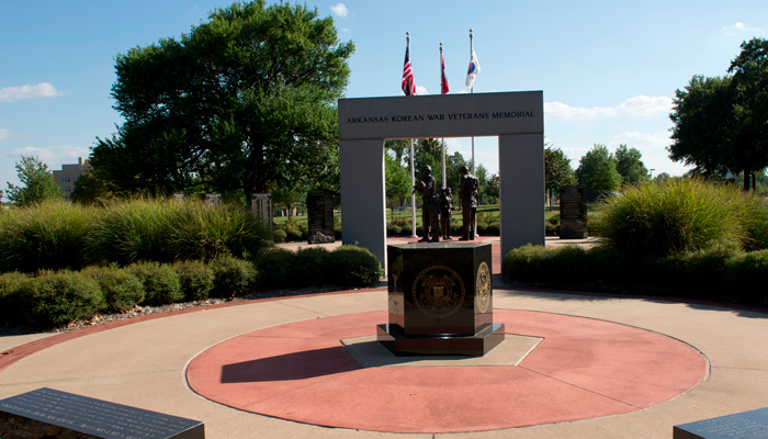 KoreanWar Memorial Little Rock 9262013 8434